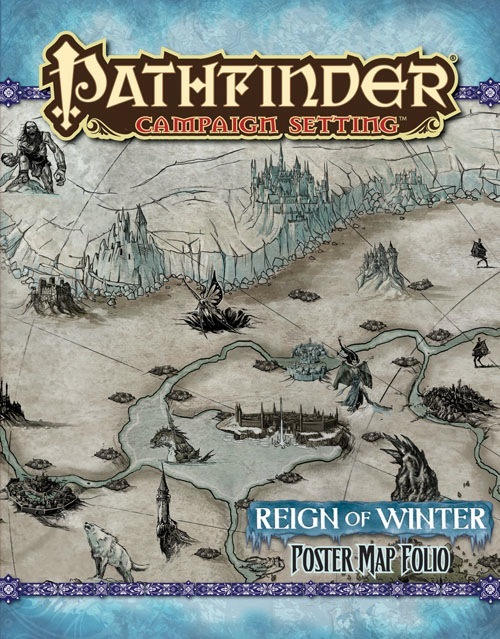 Pathfinder: Campaign Setting: Reign of Winter