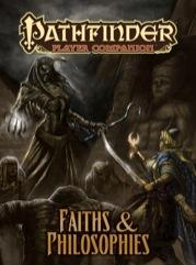 Pathfinder: Player Companion: Faiths & Philosophies [SALE]