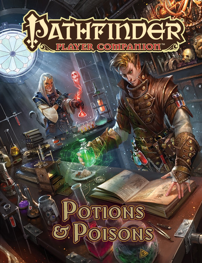 Pathfinder: Player Companion: Potions & Poisons