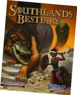 Pathfinder: Southlands Bestiary