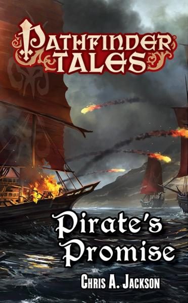 Pathfinder Tales: Pirates Promise