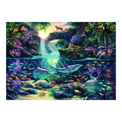 Perre Group Puzzles: Jungle Paradise
