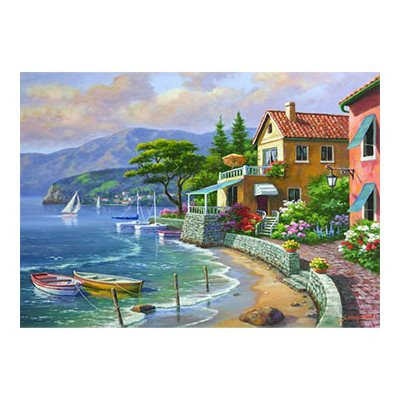 Perre Group Puzzles: Paradise Retreat