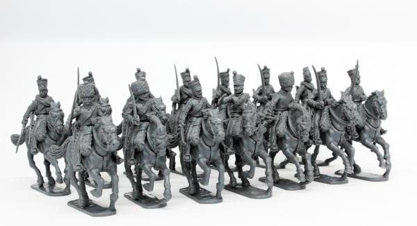 Perry: 28mm Napoleonic: French Napoleonic Line Chasseurs a Cheval 1808-1815