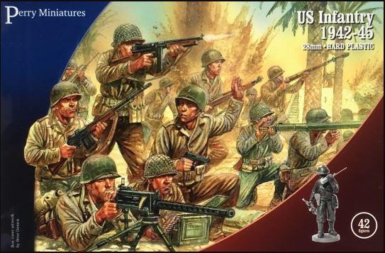 Perry: US Infantry 1942-45