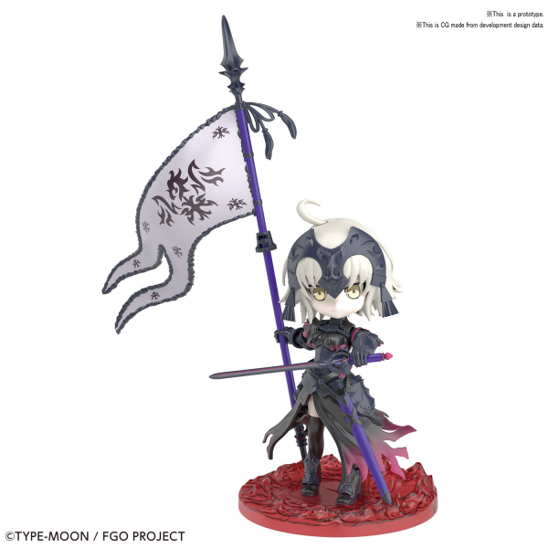Petit Rits: Fate Stay Night Grand Order Avenger Jeanne dArc (Alter)