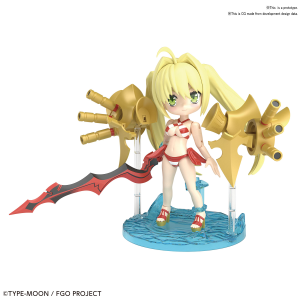 Petit Rits: Fate Stay Night Grand Order Caster Nero Claudius