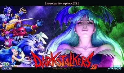 Playmat: Darkstalkers