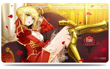 Playmat: Fate Extra- Nero