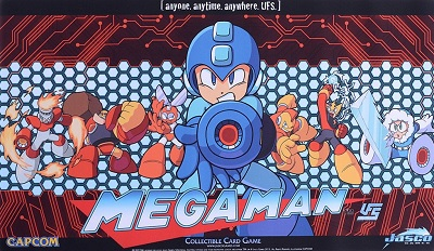 Playmat: Mega Man