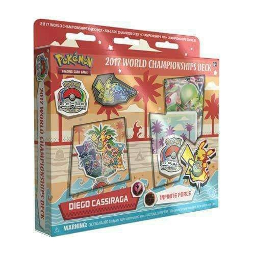 Pokemon: 2017 World Championships Deck- Infinite Force