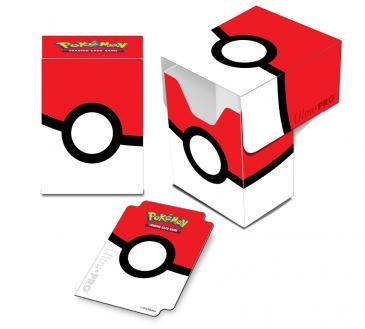 Pokemon Deck Box: Pokeball