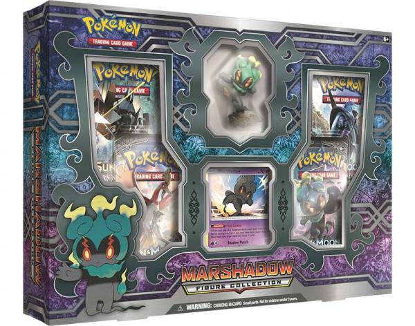 Pokemon: Marshadow Figure Box