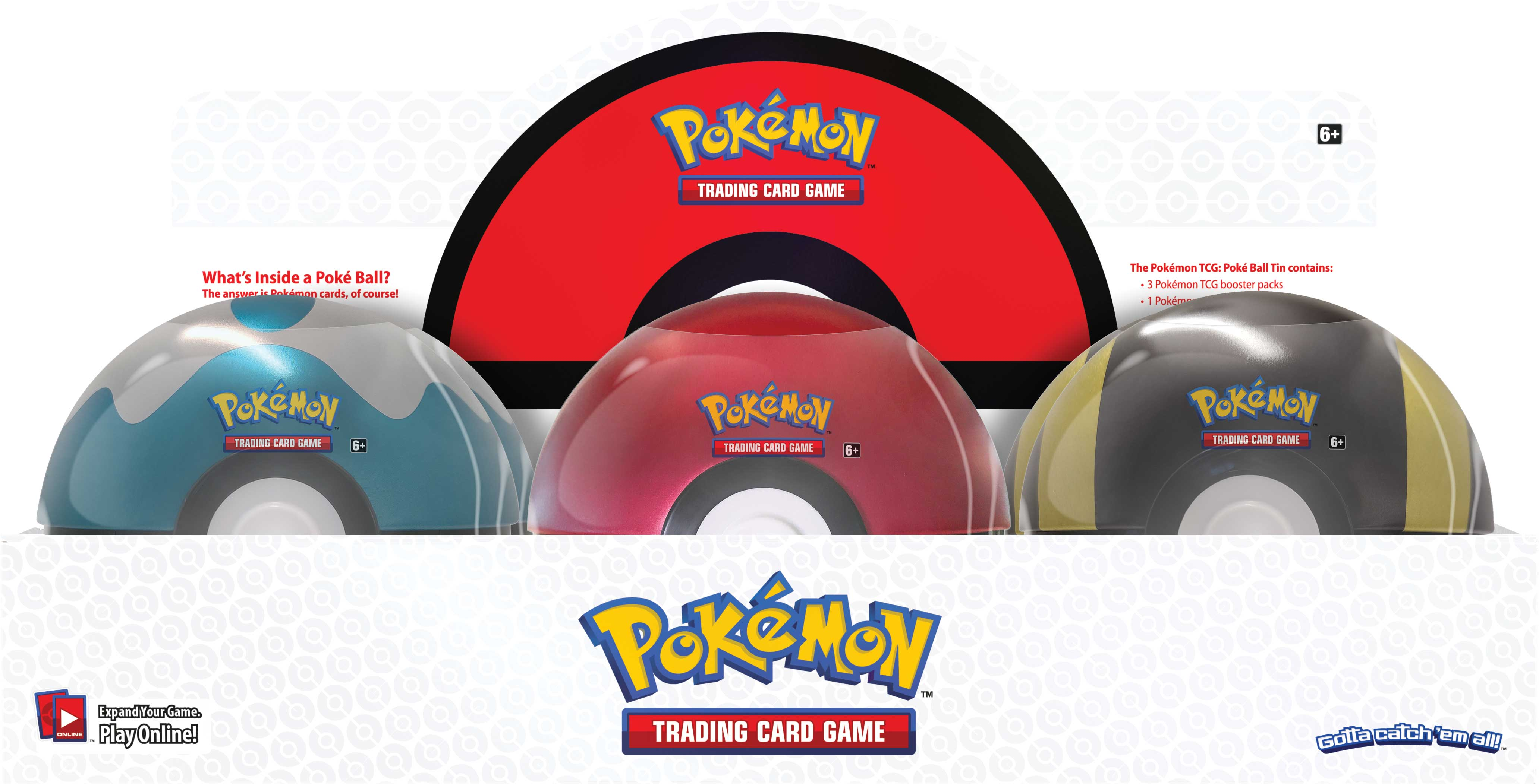 Pokemon: Pokeball Tin 2020