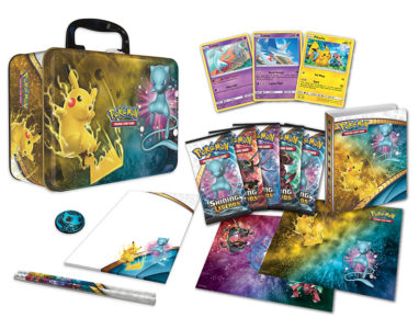 Pokemon: Shining Legends Collectors Chest