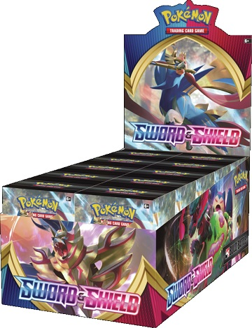 Pokemon: Sword and Shield Build and Battle Box