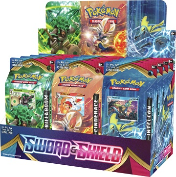 Pokemon: Sword and Shield Theme Decks