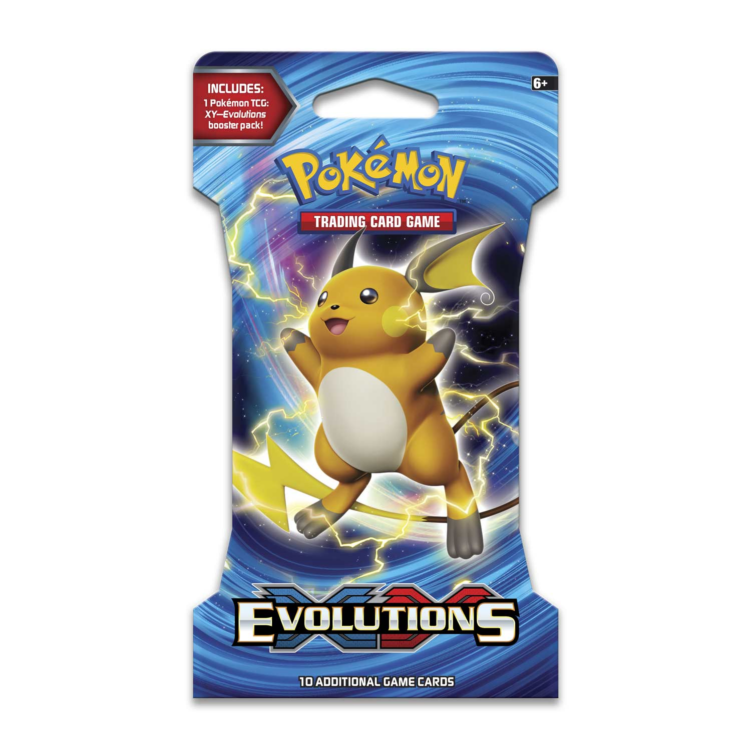 Pokemon: XY Evolutions Booster Pack