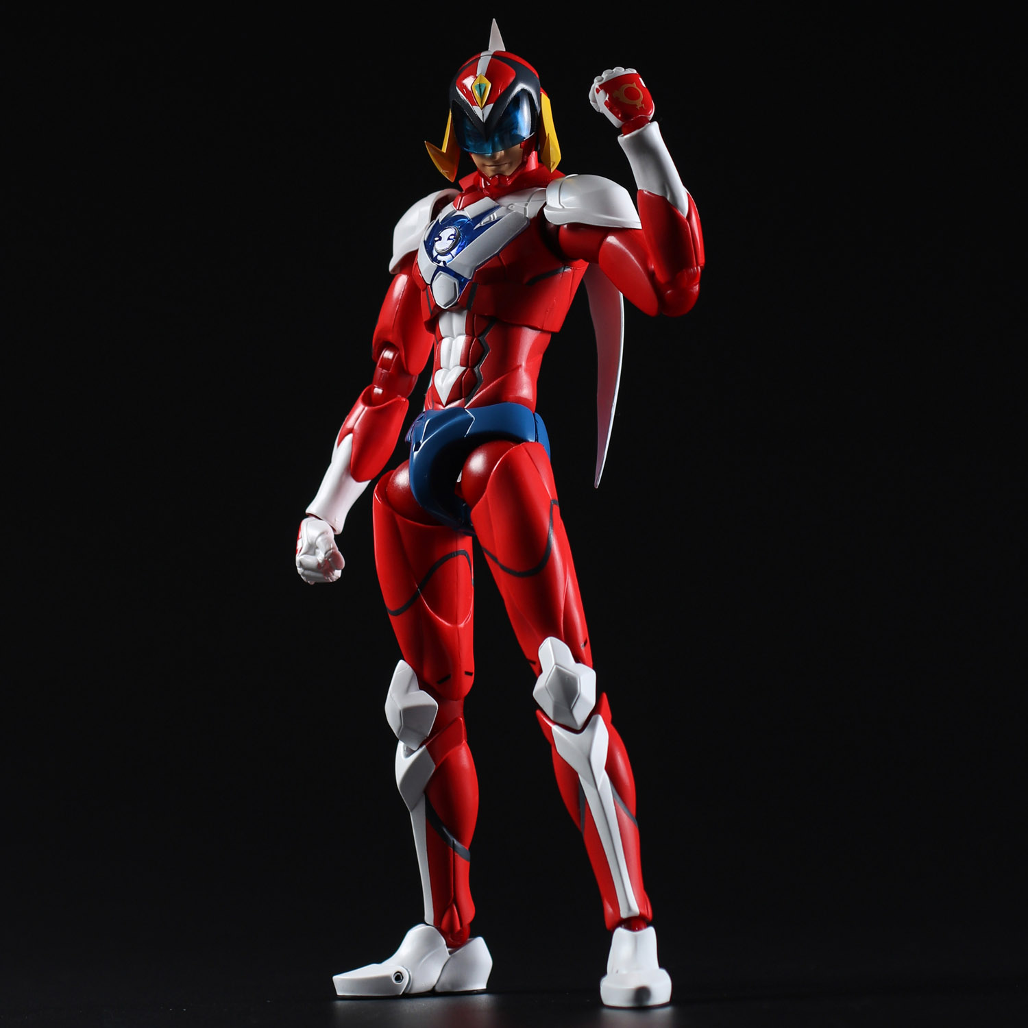 "Polimar Fighter Gear Ver. ""Infini-T Force"" (SEN-TI-NEL Tatsunoko Heroes Fighting Gear)"