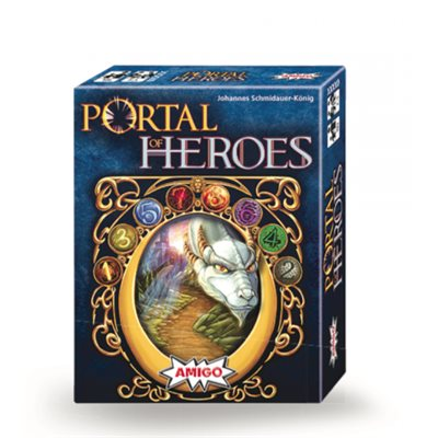 Portal of Heroes [Damaged]