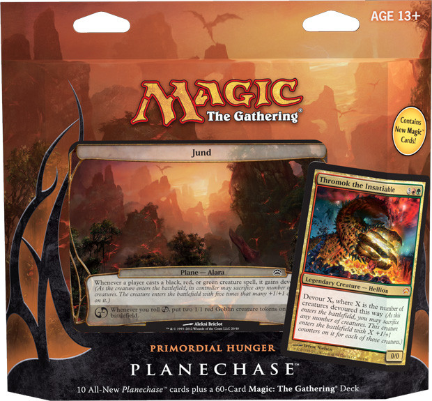 Magic: Planechase: Primordial Hunger