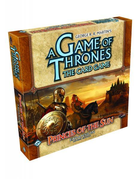 A Game of Thrones LCG: Princes of the Sun Deluxe (Revised) [SALE]