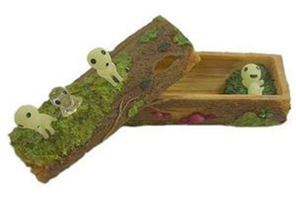 Princess Mononoke: Tree Spirit (Kodama) Accessory Case