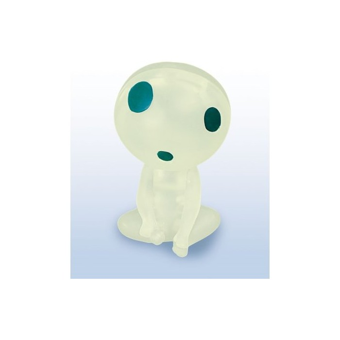 Princess Mononoke: Tree Spirit -Kodama (Mini 3D Puzzle)