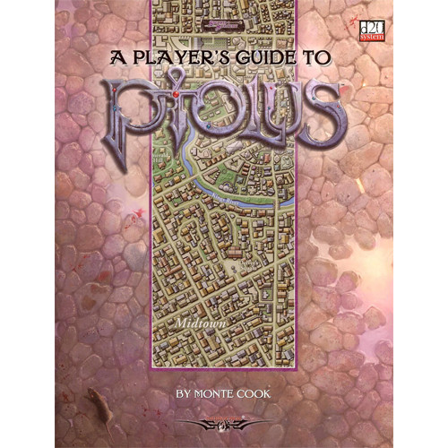 Ptolus: A Players Guide To Ptolus (SC)