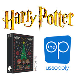 Puzzle: 550PC - Harry Potter: Holiday #2