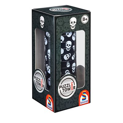 Puzzletower: Skull [Damaged]