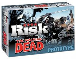 Risk The Walking Dead Survival Edition (Damaged)