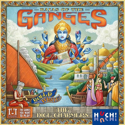 Rajas of the Ganges: The Dice Charmers [DAMAGED]