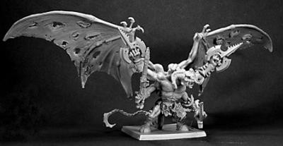 Reaper Warlord: Rauthuros Greater Demon