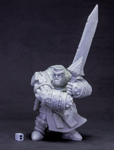 Reaper Reaper Dark Heaven Bones Fire Giant Bodyguard Rpr77615 762486776151 With dark skin and flaming red hair, fire giants have a fearsome reputation as soldiers and conquerors. meeplemart