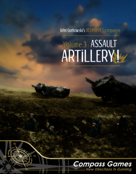 Red Poppies Campaigns: Volume 3 – Assault Artillery!