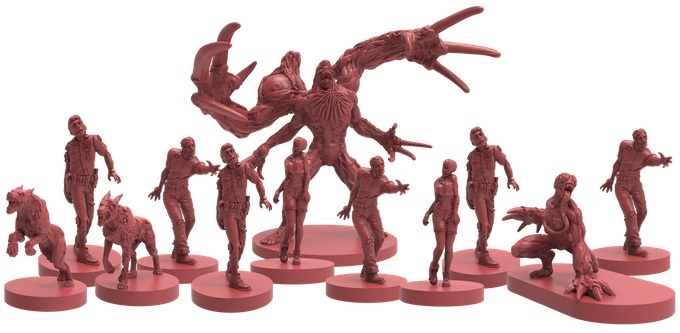Resident Evil 2 SFRE2-001 The Board Game