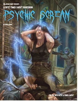 Rifts Chaos Earth: PSYCHIC SCREAM