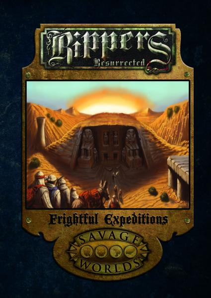 Rippers Resurrected: Frightful Expeditions [SALE]