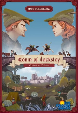 Robin of Locksley: Contest of Thieves