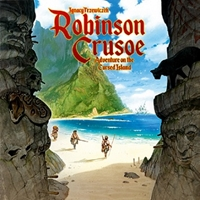 Robinson Crusoe: Adventure on The Cursed Island (2nd Edition) [Damaged]