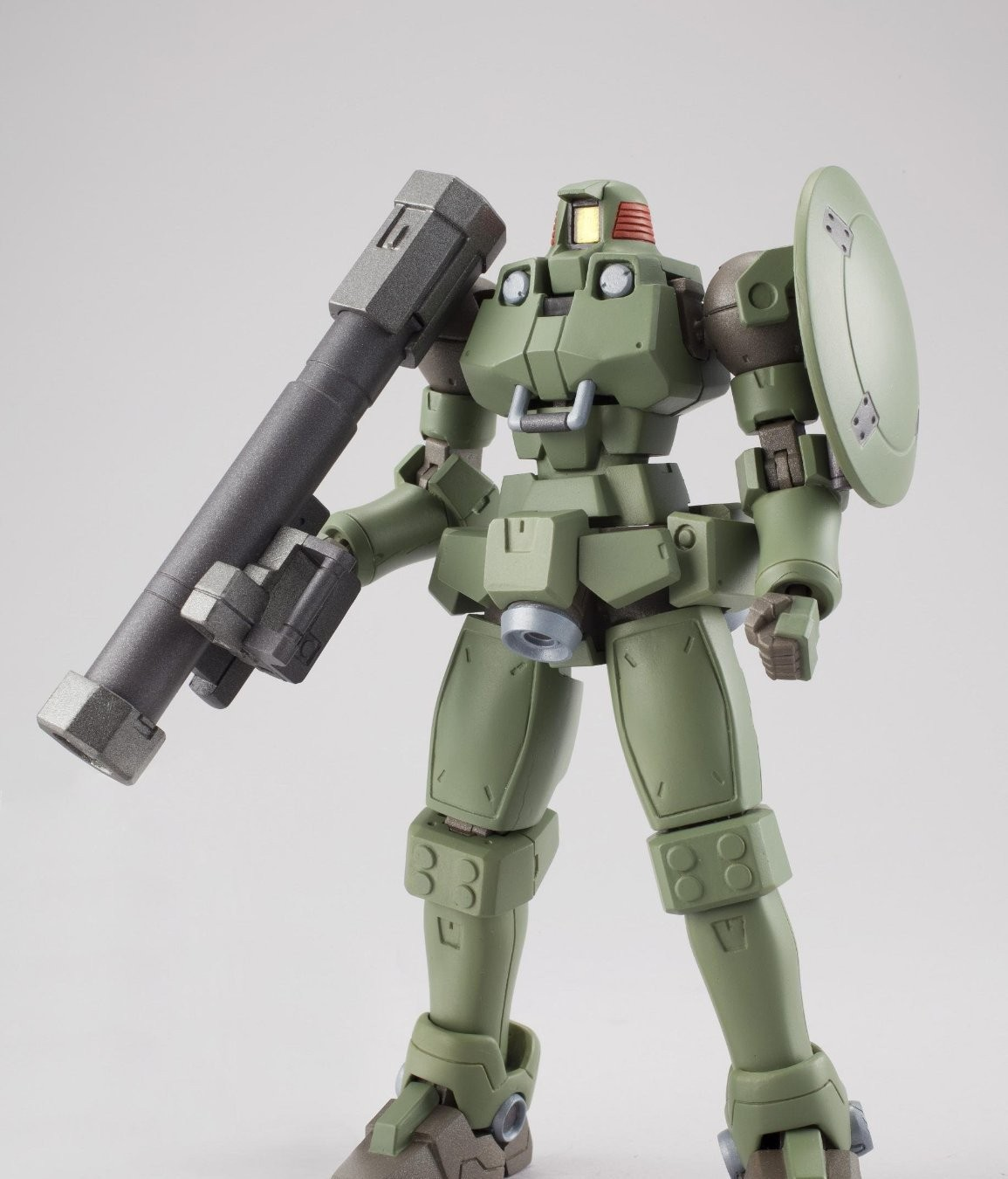 "Robot Spirits: #122-W Leo Option Set ""Gundam Wing"""