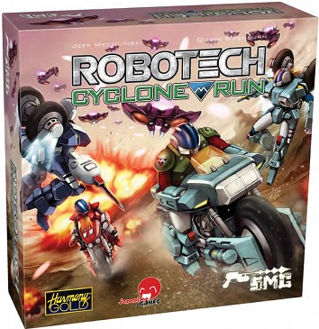 Robotech: Cyclone Run
