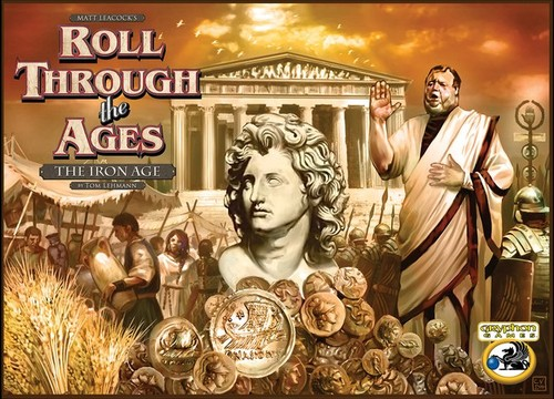 Roll Through the Ages: The Iron Age [Damaged]