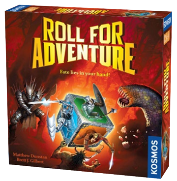 Roll for Adventure [Damaged]