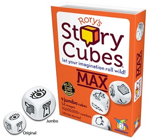 Rorys Story Cubes Max