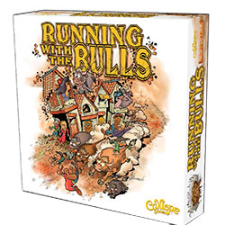 Running With The Bulls [SALE]
