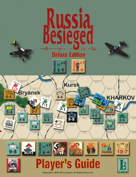Russia Besieged Deluxe Edition: Players Guide