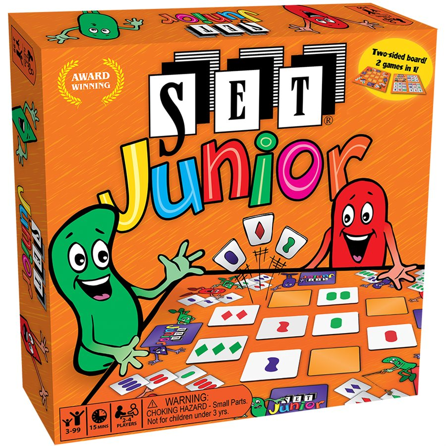 SET Junior (Damaged)