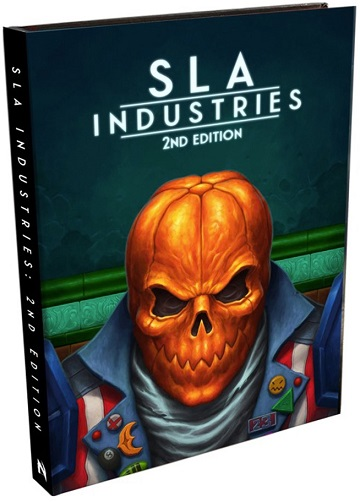 SLA Industries 2nd Edition: Core Rules